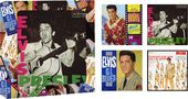 Elvis Presley - Young - 4-Piece Glass Coaster Set
