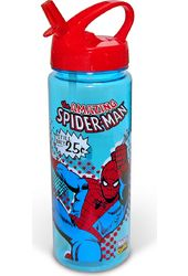 Marvel Comics - Spiderman - Blue 20 oz. Tritan