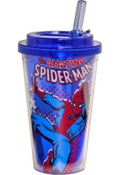 Marvel Comics - Spiderman Action - 16oz Plastic