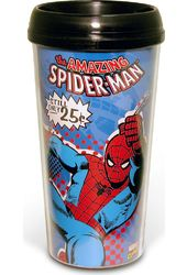 Marvel Comics - Spiderman - Action 16 oz. Plastic