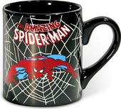 Marvel Comics - Spiderman - Web: Black 14 oz.