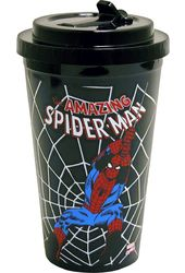 Marvel Comics - Spiderman - Swings 16 oz. Plastic