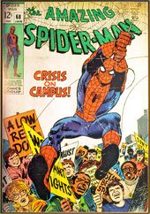 Marvel Comics - Spider-Man Crisis on Campus - 13