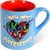 Marvel Comics - I Only Date Superheroes - 14 oz.