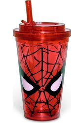 Marvel Comics - Spiderman - Eyes - 16oz Plastic