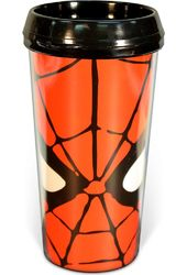 Marvel Comics - Spiderman - Glitter Eyes: 16 oz.