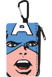 Marvel Comics - Captain America - Coin & Card Case