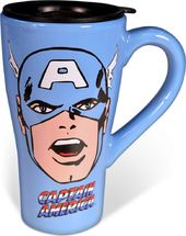 Marvel Comics - Captain America - 18 oz. Ceramic