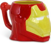 Marvel Comics - Iron Man Sculpted 3D Mug