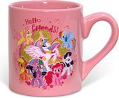 My Little Pony - 14 oz. Hello Friends Glitter Mug