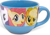 My Little Pony - Grid 24 oz. Ceramic Soup Mug