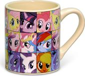 My Little Pony - Grid 14 oz. Ceramic Mug