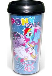 My Little Pony - Pony Pals Glitter 16 oz. Plastic