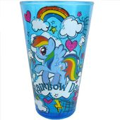 My Little Pony - Rainbow Dash 16 oz. Colored &