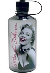Marilyn Monroe - Rose Lips: 34 oz. Plastic Water