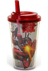 Marvel Comics - Deadpool - Bullets 16 oz. Plastic