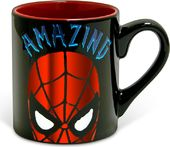 Marvel Comics - Spiderman - Mask: 14 oz. Laser