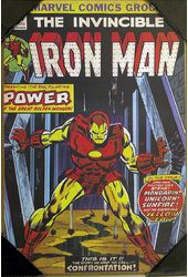 Marvel Comics - Avengers - Iron Man Power - 13 x