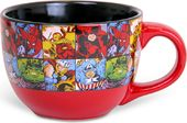 Marvel Grid - 24oz Ceramic Soup Mug