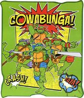 Teenage Mutant Ninja Turtles Cowabunga -