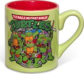 Teenage Mutant Ninja Turtles Group Shot Glitter -