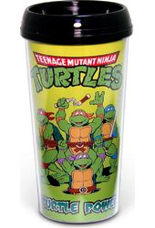 Teenage Mutant Ninja Turtles - Turtle Power: 16