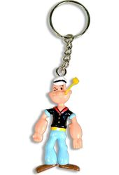 Popeye - Bendable Key Chain