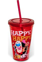 Ren & Stimpy - Happy, Happy, Joy Joy! 16 oz.