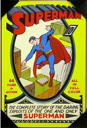 DC Comics - Superman - Complete Story - Printed