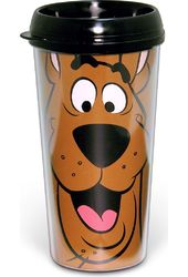Scooby Doo - Scooby Dooby 16 oz. Plastic Travel
