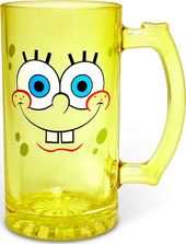 Sponge Bob - 25 oz. Yellow Glass Stein