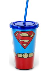 DC Comics - Superman - Glitter Uniform 16 oz.