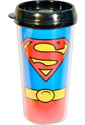 DC Comics - Superman - Uniform - 16 oz. Plastic