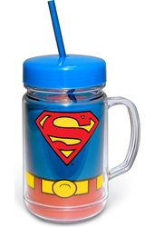 DC Comics - Superman - Uniform - 24 oz. Plastic