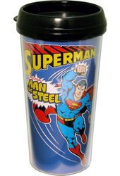 DC Comics - Superman: Man of Steel - 16 oz.