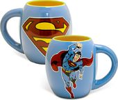 DC Comics - Superman - Flying - Blue 18 oz. Oval
