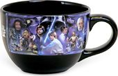 Star Wars Episode 4 Collage - 24oz Ceramic Soup
