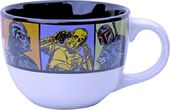 Star Wars - Grid 24 oz. Ceramic Soup Mug