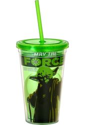 Star Wars May the Force - 16oz Plastic Cold Cup