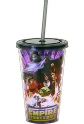 Star Wars Empire Strikes Back - 16oz Plastic Cold