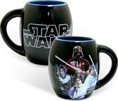 Star Wars - Characters: 18 oz. Ceramic Oval Mug