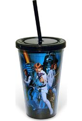 Star Wars - Episode IV: 16 oz. Plastic Cup With