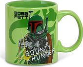 Star Wars - Boba Fett - 14oz Ceramic Mug Laser