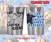 Tommy Boy - Phrases: 2-Piece 16 oz. Pint Glass Set