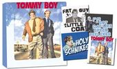 "Tommy Boy - 4-Piece 4"" x 4"" Glass Coasters"