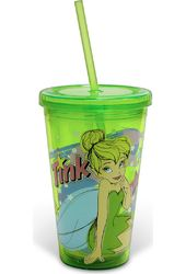 Disney - Tinker Bell - 16 oz. Plastic Cold Cup