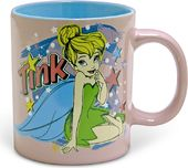 Disney - Tinker Bell - Sitting - 14 oz. Ceramic