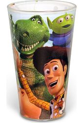 Disney - Toy Story Collage Boxed Colored Pub Glass