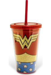 DC Comics - Wonder Woman - Uniform Glitter - 16