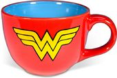 DC Comics - Wonder Woman - Logo - 24 oz. Ceramic